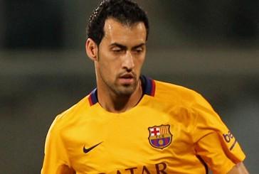 Sergio Busquets still hopeful Barcelona's Pedro will snub Manchester United