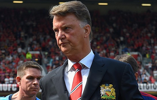 Louis van Gaal: Man United must win every remaining game