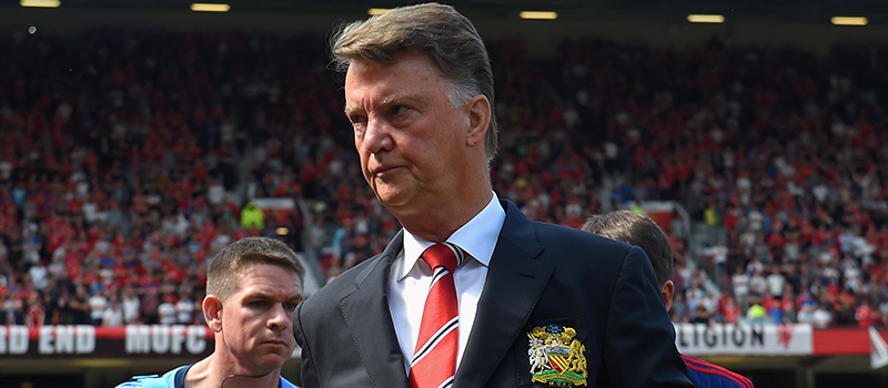 Louis van Gaal confident Manchester United will improve