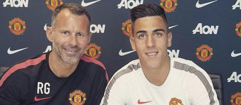 Joel Castro Pereira signs new Manchester United contract