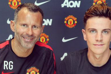 Josh Harrop available for Manchester United U21s return