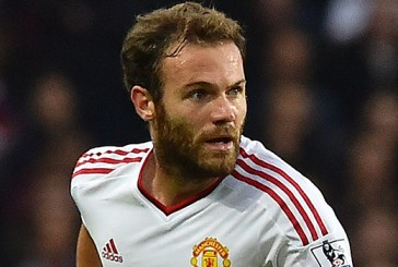 Manchester United's Juan Mata conscious of Club Brugge threat