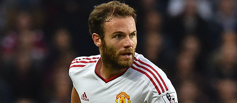 Manchester United manager Louis van Gaal dismisses concerns over Juan Mata's position