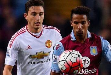 Matteo Darmian's excellent start at Manchester United continued against Aston Villa