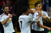 Man United's players all delighted with win over Villa