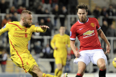 Nick Powell closing in on return to fitness