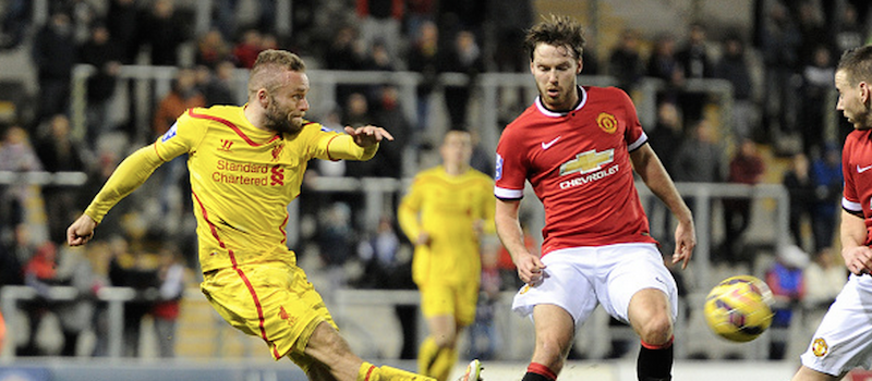 Nick Powell close to Manchester United return after injury
