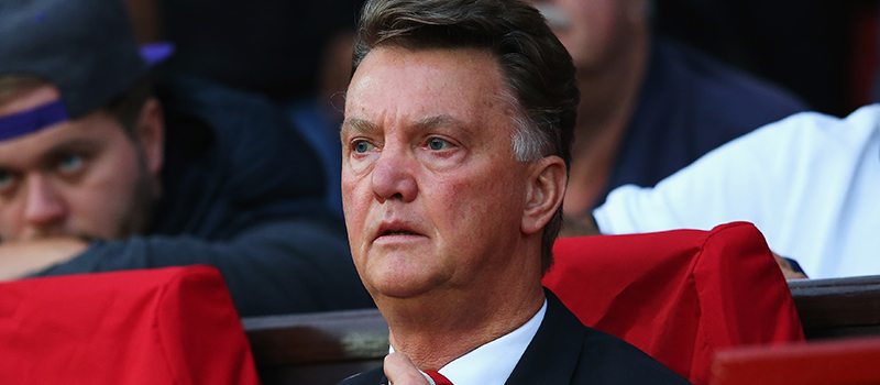 Louis van Gaal: I have five strikers at Manchester United