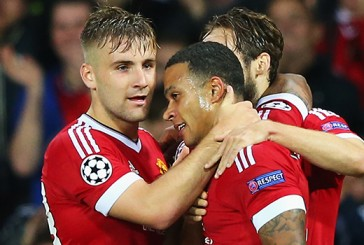 Luke Shaw delighted to make Champions League debut with Manchester United
