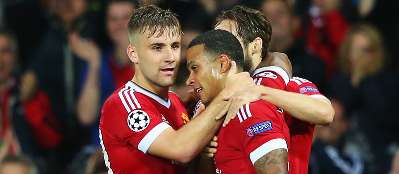 Manchester United defender Luke Shaw excited by blossoming partnership with Memphis Depay