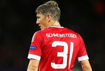 Bastian Schweinsteiger registered more passes in 45 minutes than any other Brugge player in whole game