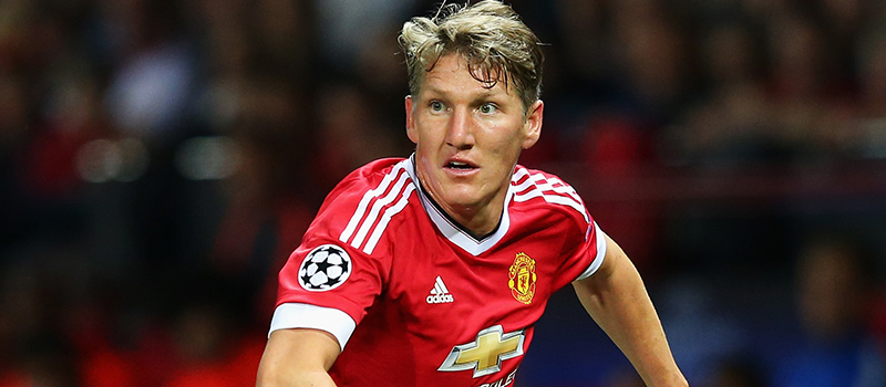 Manchester United's Bastian Schweinsteiger delighted with Club Brugge victory