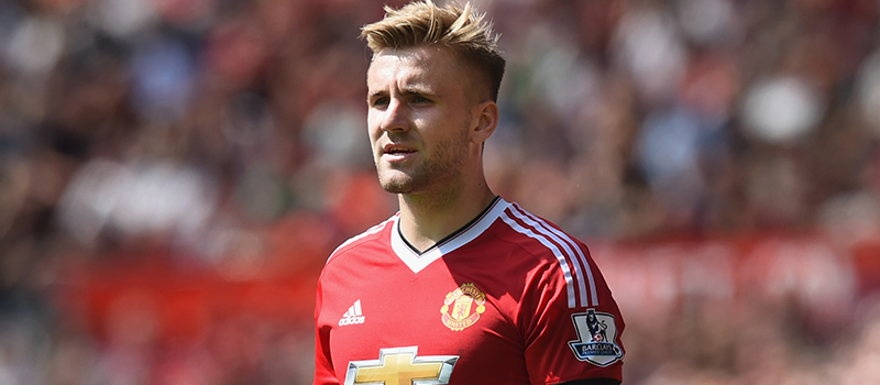 Big names across world of sport wish Manchester United's Luke Shaw well following double leg break