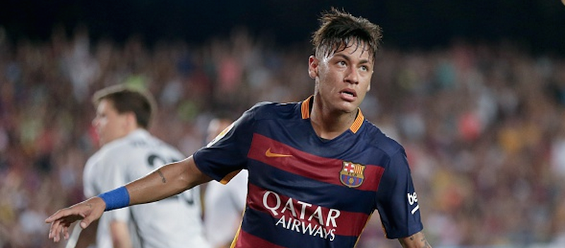 Ridiculous rumour award: Manchester United hold secret talks to sign Neymar