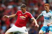 Van Gaal satisfied with Man United's performance against Newcastle
