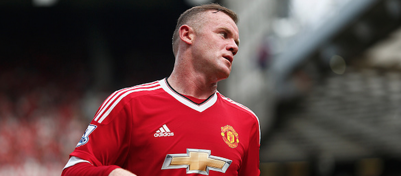 Manchester United fans frustrated with misfiring Wayne Rooney