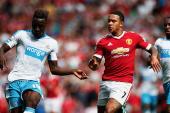 Van Gaal: United were fantastic but unlucky