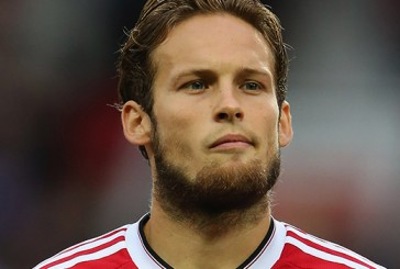 Daley Blind: I thought like a striker against Derby