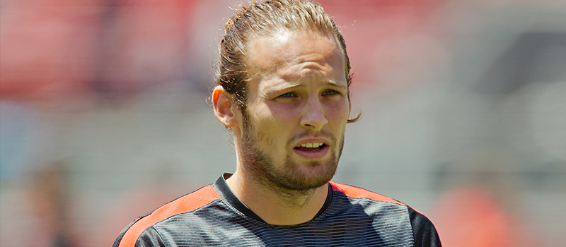 Manchester United's Daley Blind: 'I can adapt very quickly'