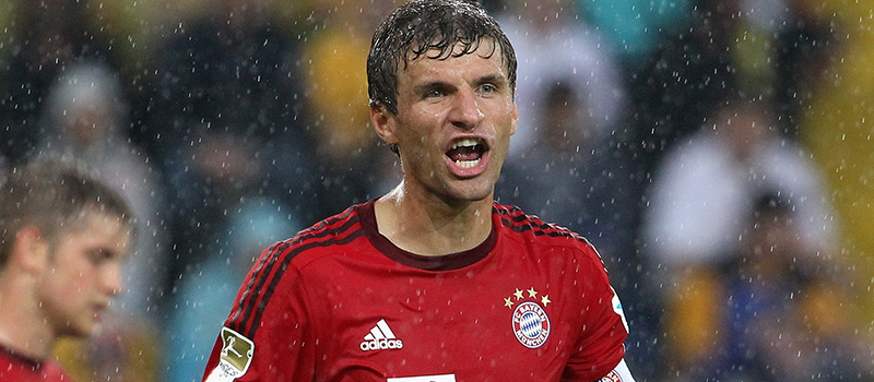 Thomas Muller signs Bayern Munich contract extension