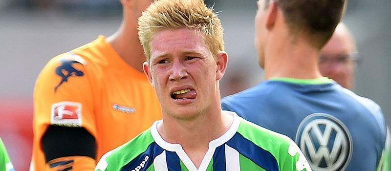 Mike Keegan: Manchester United are not in for Kevin De Bruyne