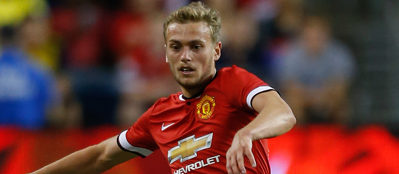 Manchester United's James Wilson keen to stay injury-free this season following England U21 call-up