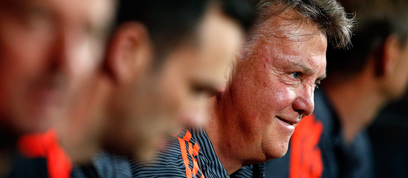 Louis van Gaal insists Swansea defeat changes nothing with Manchester United's transfers