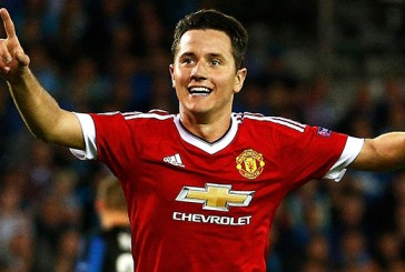 Louis van Gaal 'pleased' with Ander Herrera's performance against Club Brugge