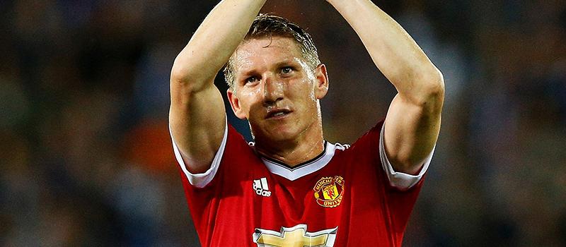 Bastian Schweinsteiger enjoys another brilliant cameo for Manchester United