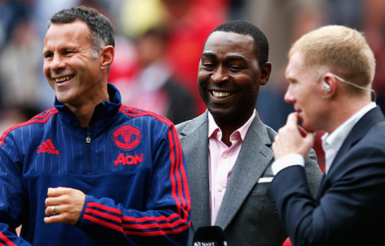 Curtis Woodhouse launches bizarre tirade about Ryan Giggs and Paul Scholes