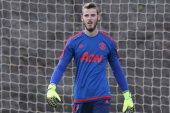 Scholes: De Gea is out of order