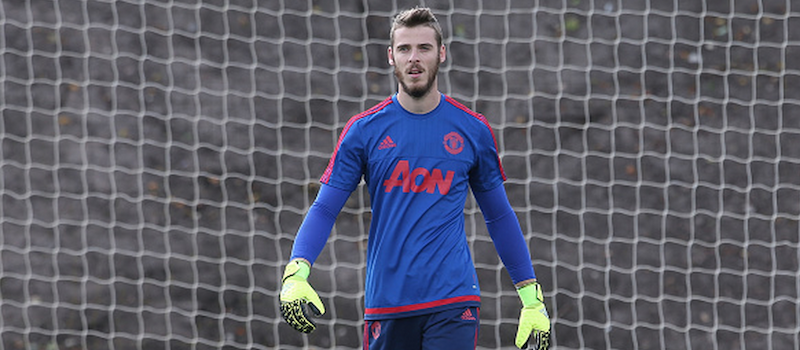 From Spain: Real Madrid pushing David de Gea pursuit, want to present him on Tuesday