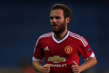 Juan Mata delighted to be back in the Champions League
