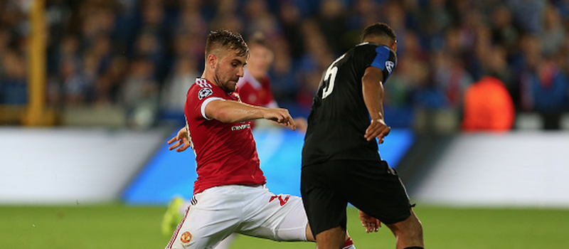 Luke Shaw continues imperious start to the season with Manchester United