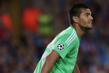 Sergio Romero showing how Manchester United could move on from David de Gea