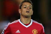 Watch: Van Gaal's brilliant reaction to Chicharito's missed penalty