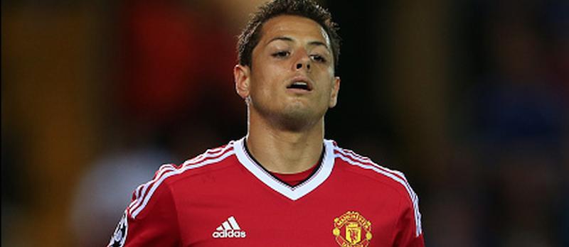 Video: Louis van Gaal's hilarious reaction to Javier Hernandez penalty miss vs Club Brugge