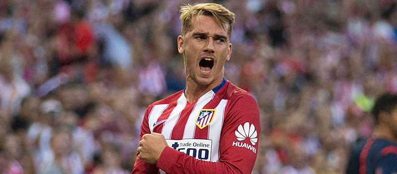 Antoine Griezmann's agent refuses to rule out Atletico Madrid exit