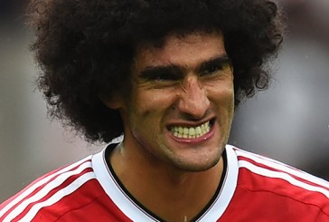 United Peoples TV: 60 second roundup – Marouane Fellaini steals the show
