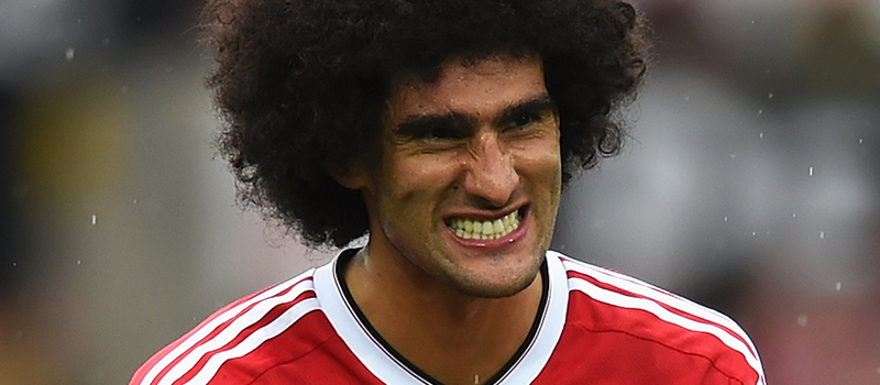 Roy Keane defends 'scapegoat' Marouane Fellaini
