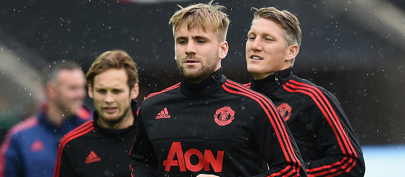 Luke Shaw the bright spark in Swansea City defeat