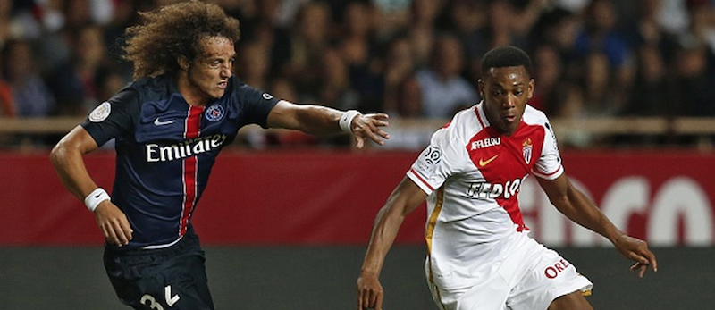 Manchester United's €80m move for Anthony Martial is front page news in France