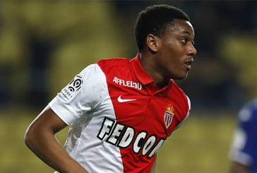 Anthony Martial will be learning about Manchester United from Patrice Evra