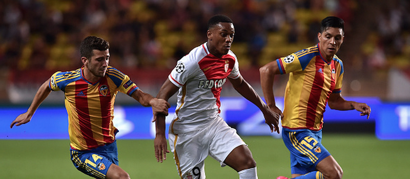 Anthony Martial arrives at Carrington to complete Manchester United move