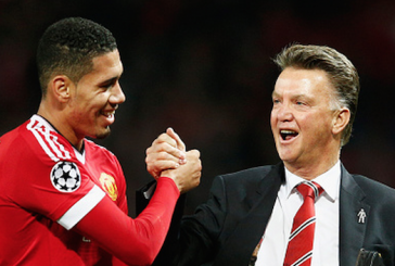 Chris Smalling is quickly becoming Manchester United's new defensive leader