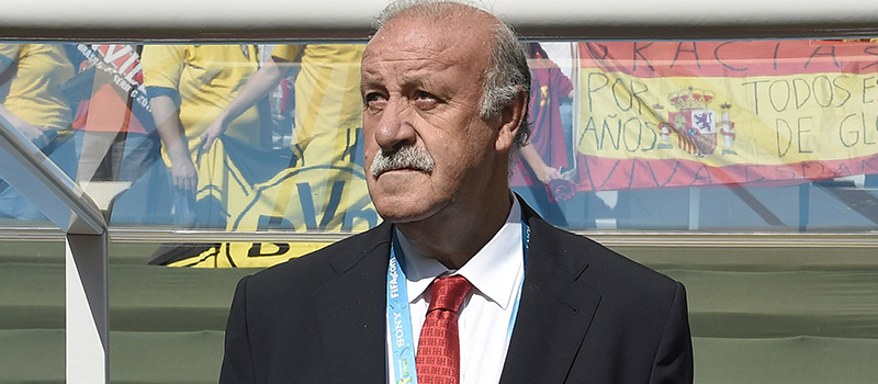 Vincent Del Bosque warns David de Gea he must play to be included in Spain squad for European Championships