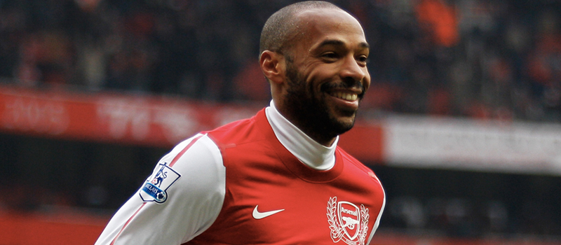 Thierry Henry denies involvement in Alexis Sanchez move to Manchester United