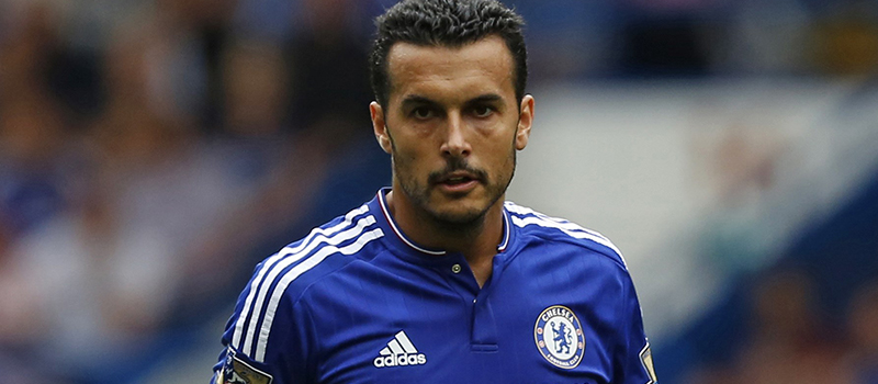 Pedro: Victor Valdes did not impact decision to join Chelsea over Manchester United