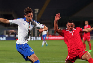 Matteo Darmian determined to succeed at Manchester United