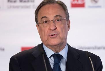Real Madrid president Florentino Perez attacks Manchester United over David de Gea transfer debacle